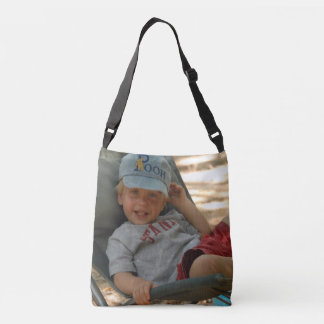 hand case with own photograph crossbody bag