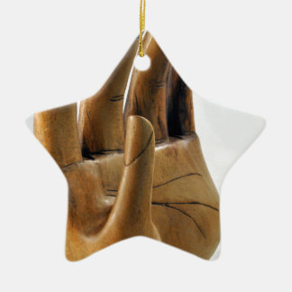 Hand Ceramic Ornament