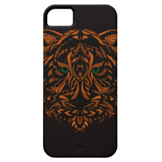 Hand-Colored Tiger Design Multiple Products iPhone SE/5/5s Case