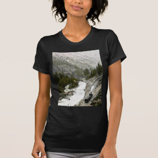 Hand Colored Train  Offcial Photographe T-Shirt