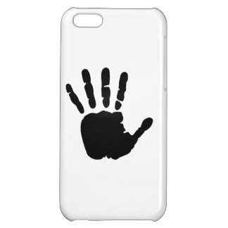 Hand Cover For iPhone 5C