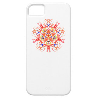 Hand Designed multi-color Phone case. iPhone SE/5/5s Case