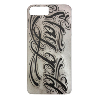 Hand drawing iPhone 7 plus case
