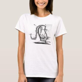 Hand Drawn Art Shirt