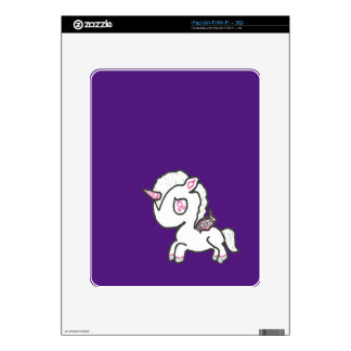 Hand Drawn Baby Unicorn Decals For The iPad