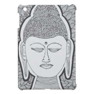 Hand Drawn Buddha Cover For The iPad Mini
