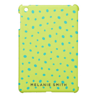Hand Drawn Colorful Aesthetic Pattern Cover For The iPad Mini