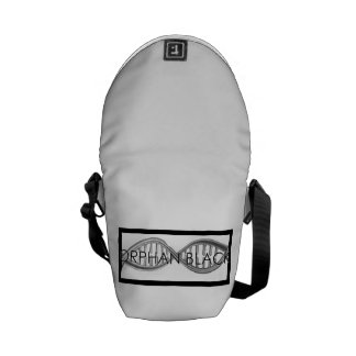 Hand Drawn DNA Courier Bag