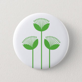 Hand drawn green Grass now on Tshirts Button