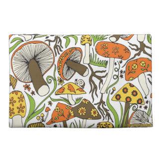 Hand-drawn Mushroom Bag