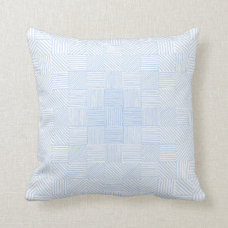 Powder Blue Pillows - Decorative & Throw Pillows Zazzle