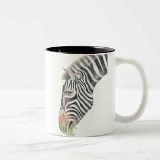 Hand drawn Zebra Mug