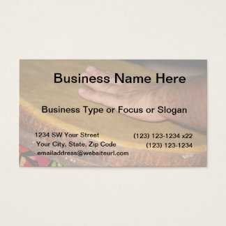 hand drum skin head with hand.jpg business card