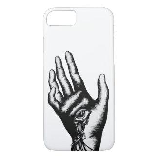 Hand eyePhone case