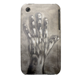 Hand Figure #4 iPhone 3 Cover