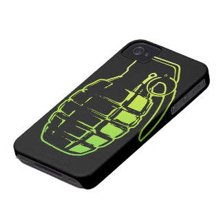 Hand Grenade iPhone cover Case-Mate iPhone 4 Cases