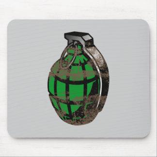 Hand Grenade Mousepads