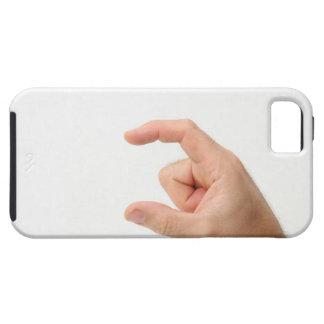 Hand Holding, Empty iPhone SE/5/5s Case