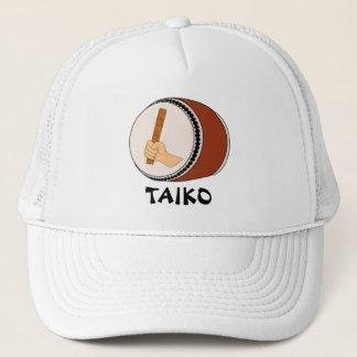 Hand Holding Stick Taiko Drum Japanese Drumming Trucker Hat