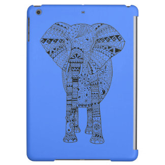 Hand Illustrated Artsy Elephant Cover For iPad Air