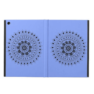 Hand Illustrated Artsy Mandala Cover For iPad Air