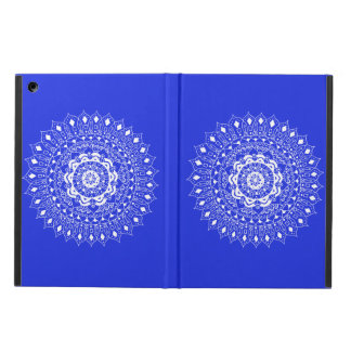 Hand Illustrated Artsy Mandala iPad Air Covers