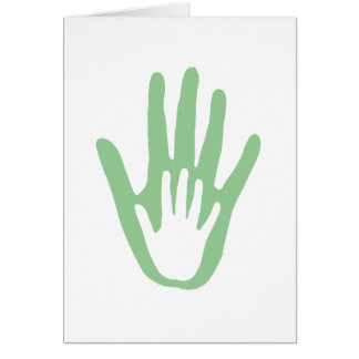 hand in hand cards