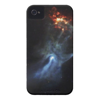 Hand In Space Blackberry Cases
