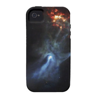 Hand In Space Vibe iPhone 4 Cover