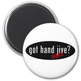 Hand Jive Items – got hand jive Refrigerator Magnets