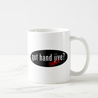 Hand Jive Items – got hand jive Coffee Mug