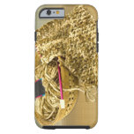 Hand Knit Chenille Yarn iPhone 6 Case