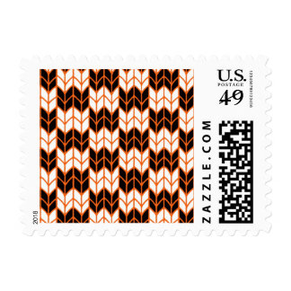 Hand Knit Halloween Checks 1st Class 1oz Stamps