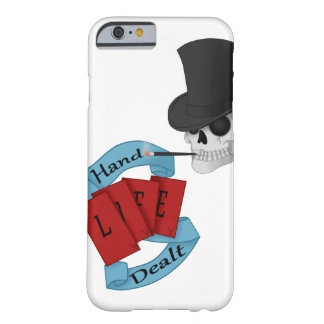Hand Life Dealt Case Barely There iPhone 6 Case