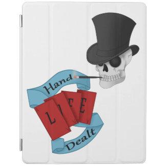 Hand Life Dealt Ipad Cover