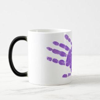 Hand - Light Purple Magic Mug