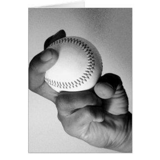 Hand of an Athlete Card
