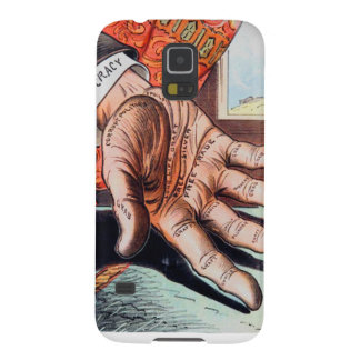 Hand of Democracy Vintage Retro Illustration Case For Galaxy S5