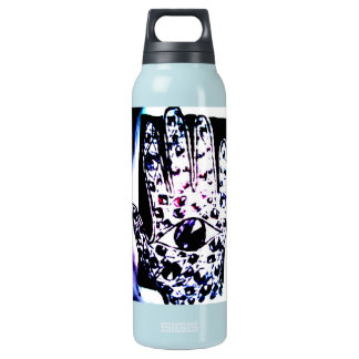 Hand of Eyes 16 Oz Insulated SIGG Thermos Water Bottle