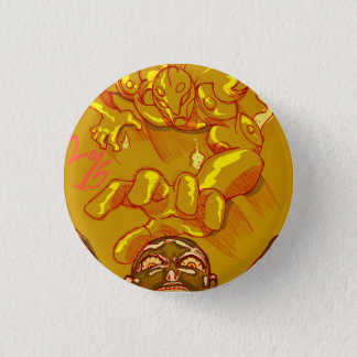 Hand of Fate Gold Pin