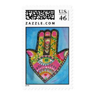 hand of fatima Custom Stamps