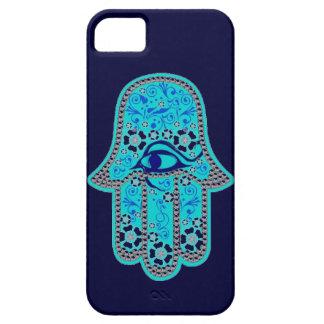 Hand of Fatima hamsa iphone 5 barely case