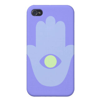 Hand of Fatima iPhone 4/4S Cover