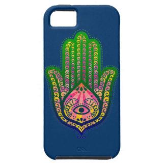 Hand of Fatima iPhone 5 Cases
