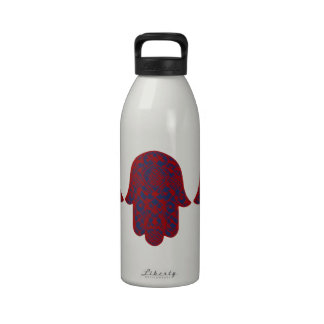 Hand of Fatima Water Bottle