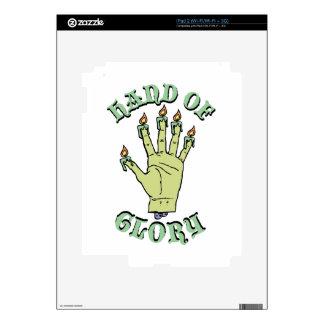 Hand of Glory Skin For iPad 2