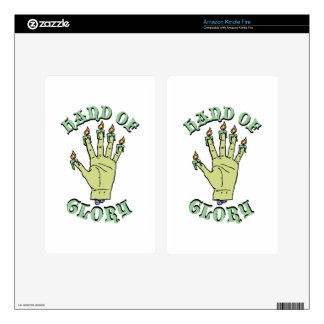 Hand of Glory Skins For Kindle Fire
