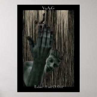 Hand Of God (detroit poster)