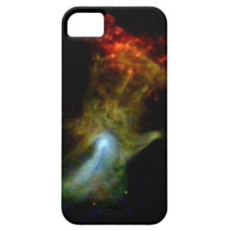 Hand of God Nebula stars galaxy hipster geek space iPhone SE/5/5s Case