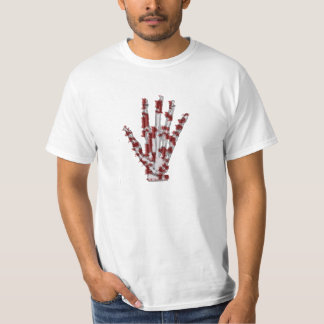 Hand of I buzzed T-Shirt